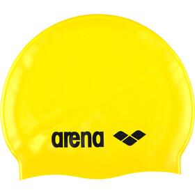 arena Classic Silicone - Gorros de natación - amarillo